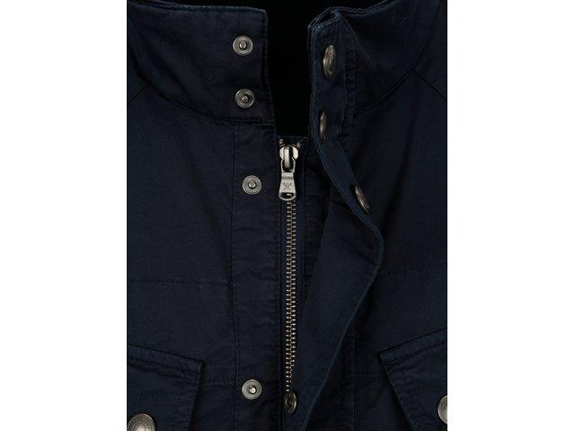 Tmavě modrá bunda Hackett London