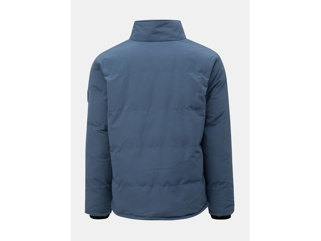 Modrá zimní bunda Burton Menswear London