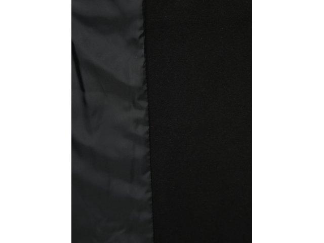 Černý kabát Miss Selfridge