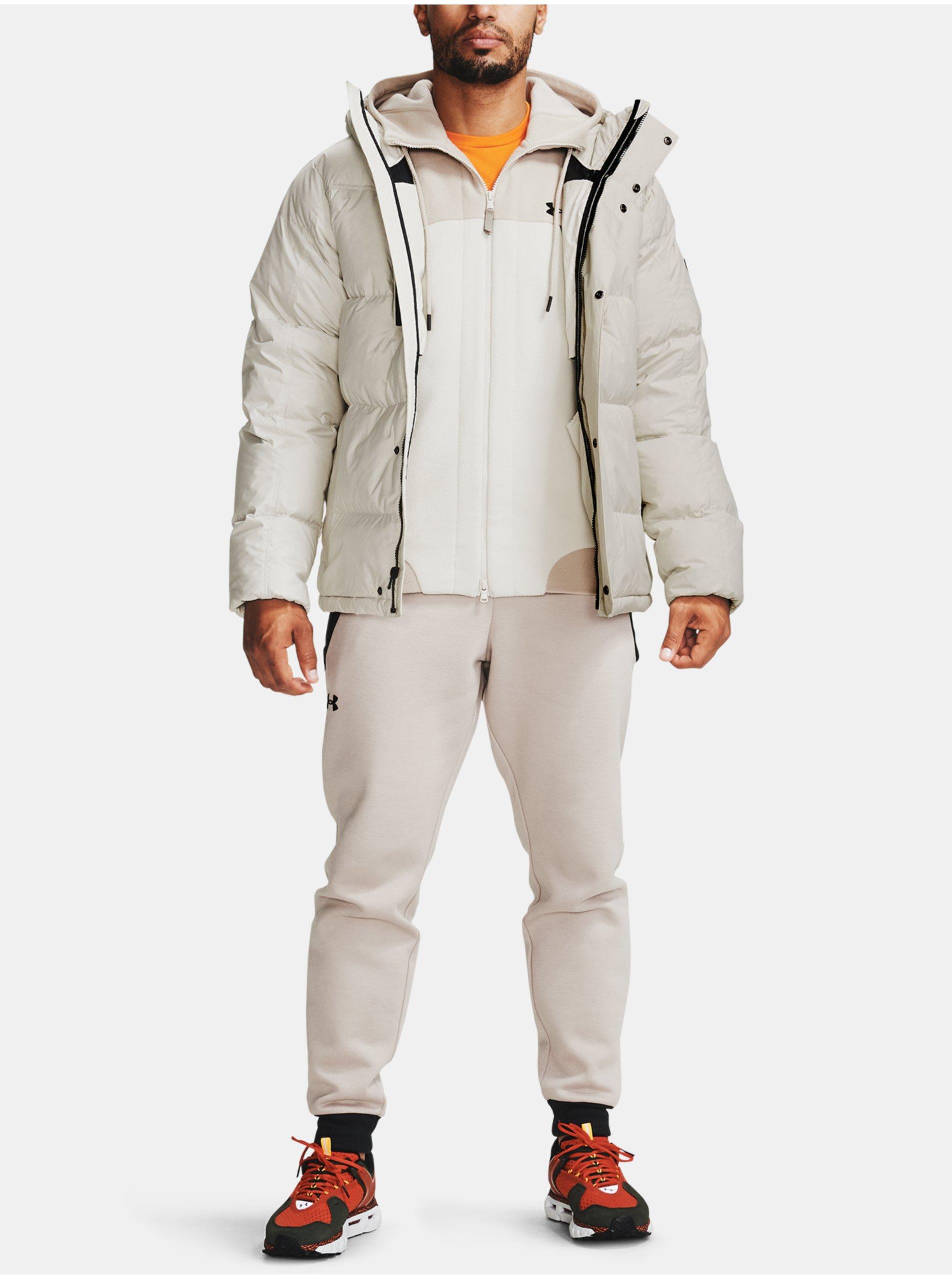 Biela bunda Under Armour Sportstyle Down Jkt.