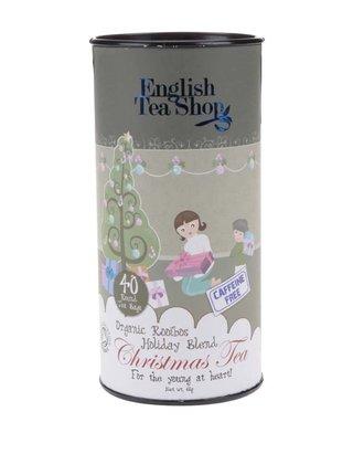 Bezkofeínový čaj English Tea Shop Vianočná zmes