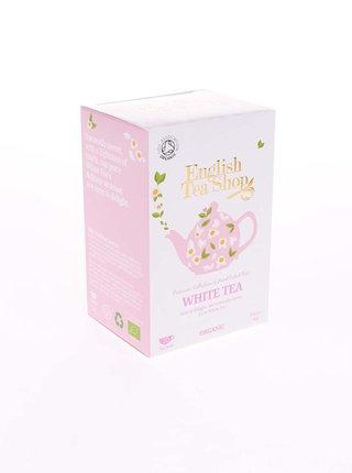 Čistě bílý čaj English Tea Shop Bio