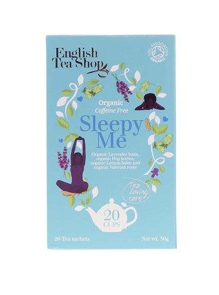 Čaj English Tea Shop s uspávajúcimi účinkami