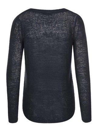 Tmavě modrý pletený svetr ONLY Geena