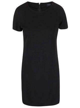 Černé šaty VILA Tinny