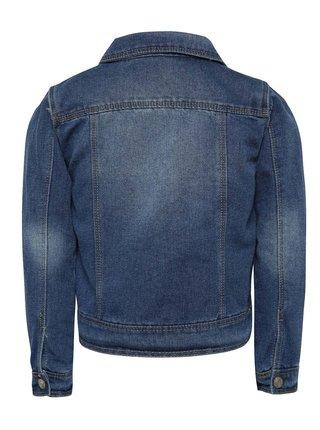 Modrá klučičí džínová bunda name it Star
