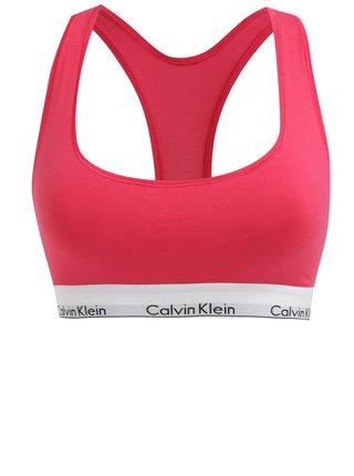 Ružová športová podprsenka Calvin Klein Underwear