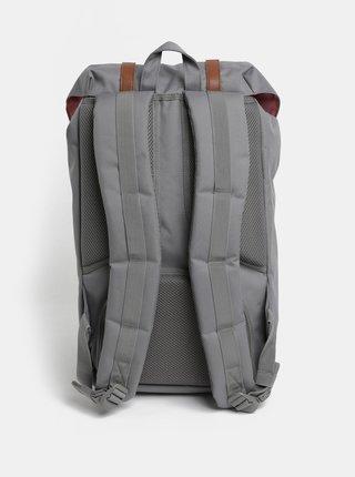 Sivý batoh Herschel Supply Little America 25 l