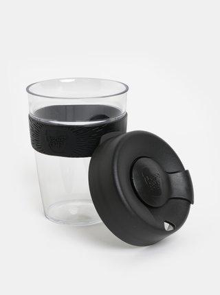 Čierny cestovný hrnček KeepCup Original medium 340 ml