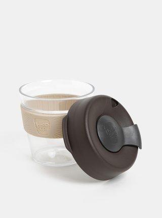 Šedo-hnědý cestovní hrnek KeepCup Original small 227 ml