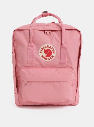 Ružový nepremokavý batoh Fjällräven Kånken 16 l
