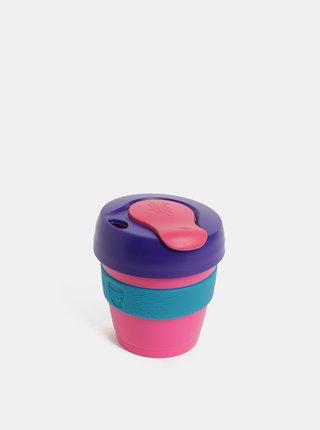 Fialovo–ružový cestovný hrnček KeepCup Original Extra Small 118 ml