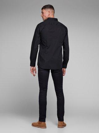 Černá formální slim fit košile Jack & Jones Non