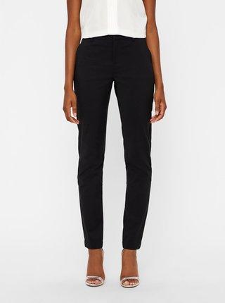Čierne formálne nohavice VERO MODA