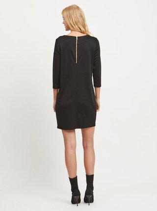 Čierne šaty VILA Tinna