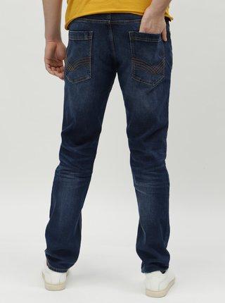 Modré pánské slim džíny Tom Tailor