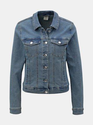 Modrá džínová bunda VERO MODA Hot Soya