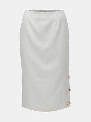 Biela sukňa Miss Selfridge