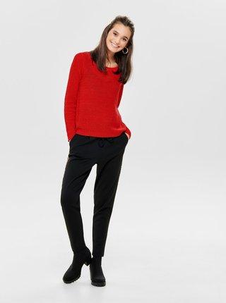Červený sveter ONLY Geena