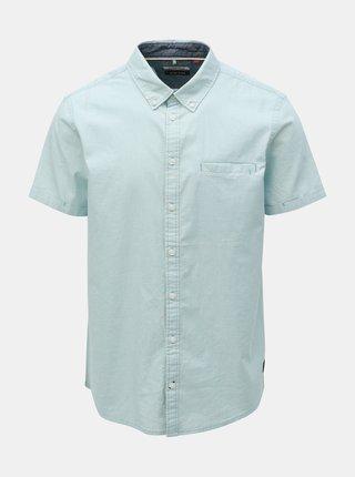 Světle modrá košile s kapsou Blend