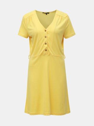 Žlté šaty VERO MODA Jess