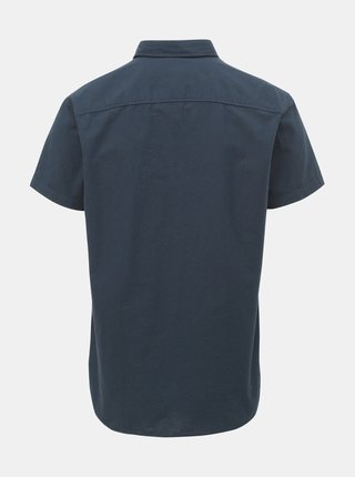 Tmavomodrá regular fit košeľa Selected Homme Collect