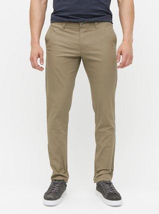 Hnědé chino kalhoty ONLY & SONS Tarp