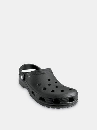 Čierne šľapky Crocs Classic