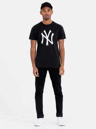 Černé pánské tričko s potiskem New Era Neyyan
