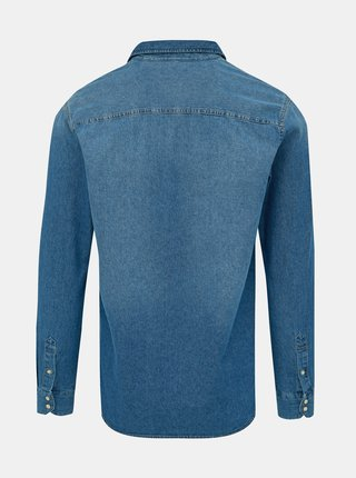 Rifľová košeľa Jack & Jones Heridan
