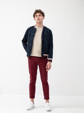 Béžový basic svetr Selected Homme Stoke