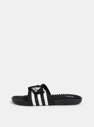Čierne pánske šľapky adidas Performance Addisage