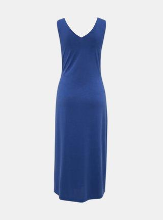Modré šaty Selected Femme Elena