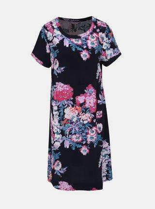 Tmavomodré kvetované šaty Tom Joule Florel