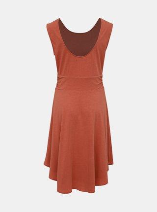 Oranžové šaty prAna Jola