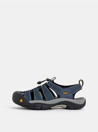 Modré pánske sandále Keen Newport