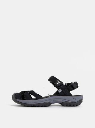Čierne dámske sandále Keen Bali Strap