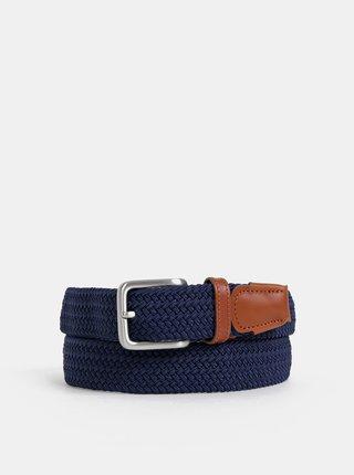 Tmavě modrý pásek Jack & Jones Spring