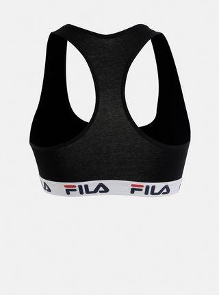 Černá podprsenka FILA