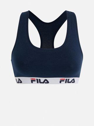 Tmavě modrá podprsenka FILA