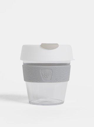 Biely cestovný hrnček KeepCup Original small 227 ml