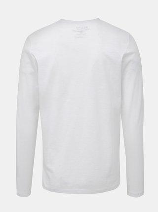 Bílé tričko s kapsou Blend
