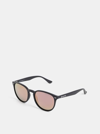 Čierne slnečné okuliare Meatfly Beat