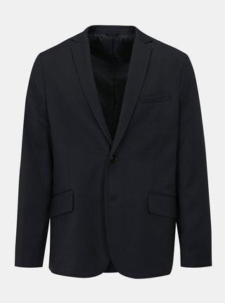 Tmavě modré pánské sako s.Oliver