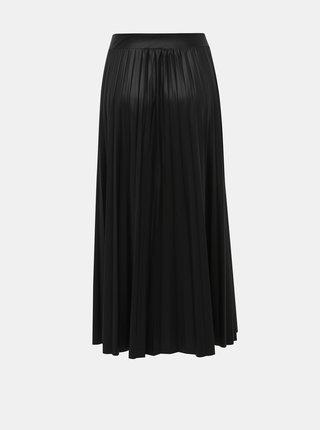 Černá plisovaná maxi sukně ONLY Anina