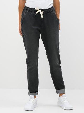 Tmavošedé rifľové nohavice LOAP Decci