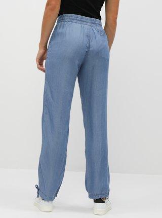 Modré dámské džínové  kalhoty LOAP Nymphe