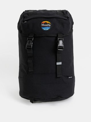 Čierny batoh Meatfly Pioneer 4 26 l