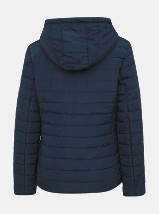 Tmavě modrá dámská prošívaná bunda ZOOT