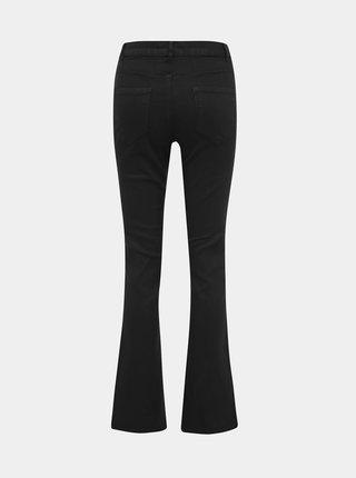 Černé bootcut džíny Dorothy Perkins
